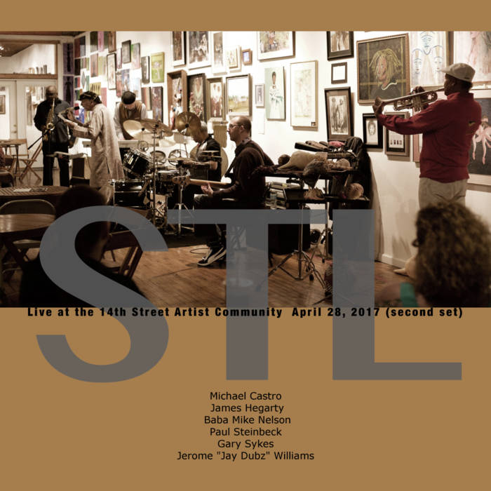 Live at the 14th Street Artist Community
